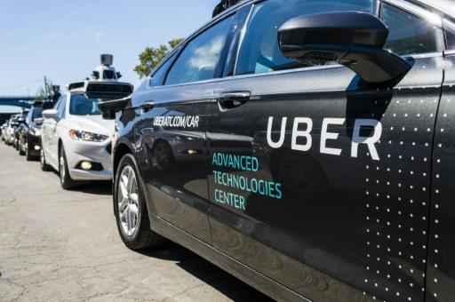 L'Arizona interdit à Uber de faire rouler des voitures autonomes