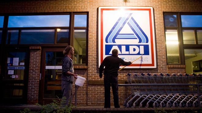 Aldi passe à un nouveau concept de magasins en Belgique et va créer 450 emplois
