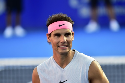 Coupe Davis: Nadal retrouve l'Espagne pour défier l'Allemagne