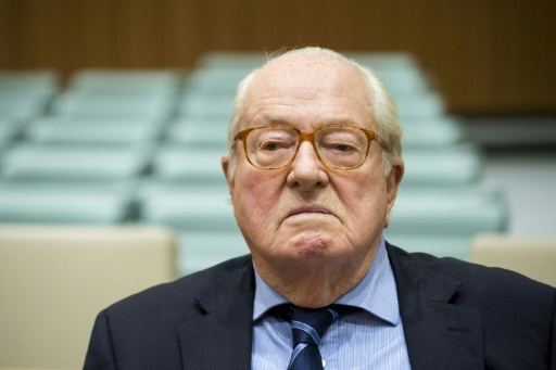 Jean-Marie Le Pen définitivement condamné