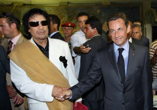 Soupçons de financement libyen: ce que Sarkozy a dit aux enquêteurs