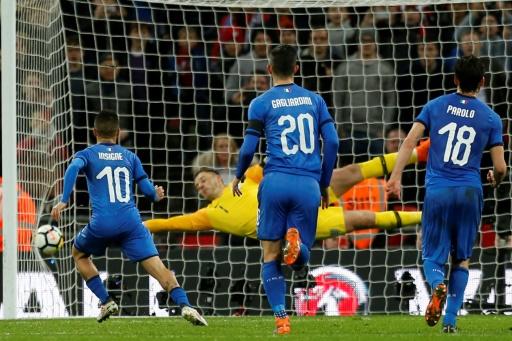 Mondial-2018: l'Angleterre sans génie rattrapée par l'Italie