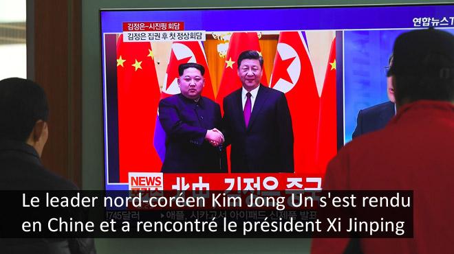 Bientôt la RENCONTRE DE L'ANNÉE? le leader nord-coréen Kim Jong Un prêt à rencontrer Trump
