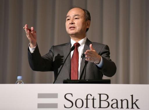 SoftBank et l'Arabie saoudite vont développer un méga-projet solaire