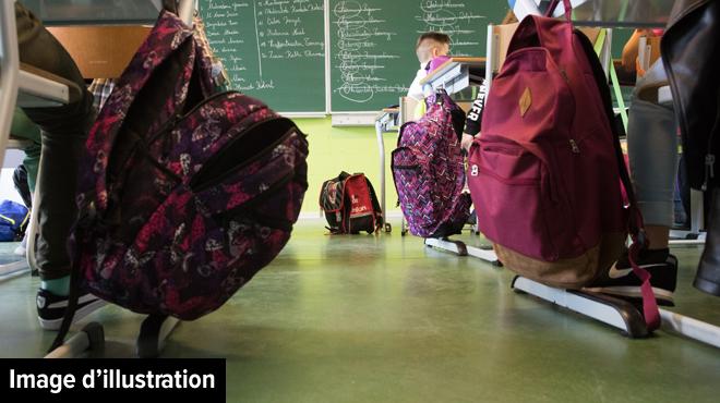 Combien d'écoles contiennent de l'amiante à Bruxelles et en Wallonie? Y a-il des risques pour les enfants?