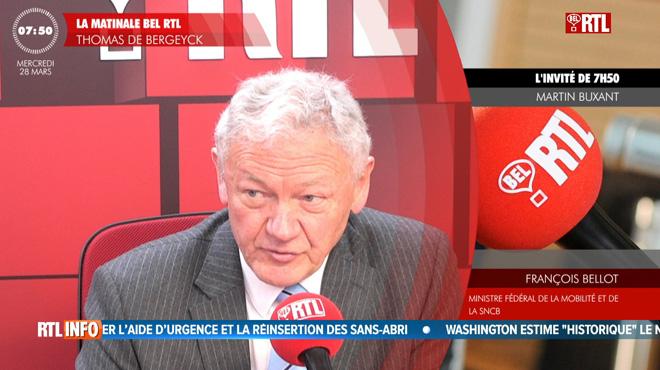 François Bellot tacle le gouvernement bruxellois: