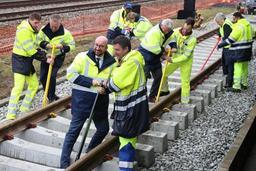 Le gouvernement relance le chantier RER à Hoeilaart