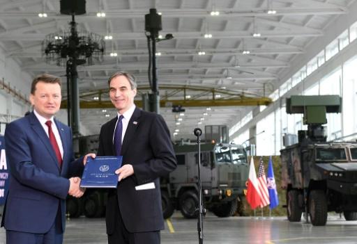 La Pologne achète le système antimissile américain Patriot pour 3,8 milliards d'euros