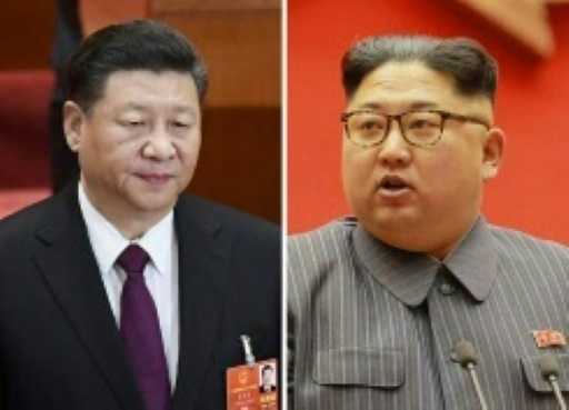 Kim Jong Un reçu en grande pompe à Pékin avant son sommet avec Trump