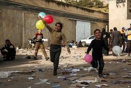 Des milliers d'évacués de la Ghouta arrivent en territoire rebelle