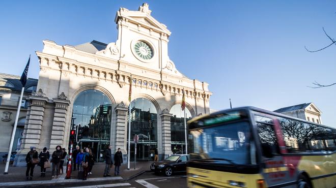Une ligne de train entre Namur et Paris dès décembre? Voici les premiers détails du projet