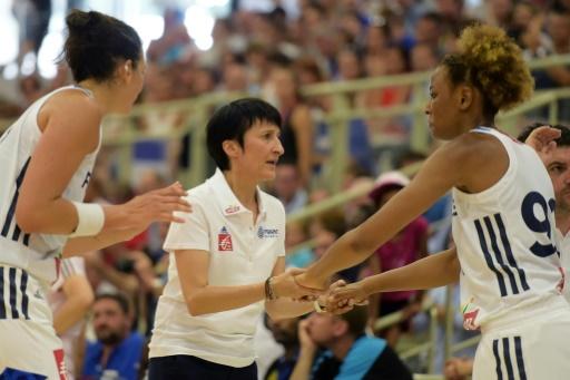 Basket: la sélectionneuse Valérie Garnier tente l'expérience turque à Fenerbahçe