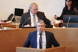 ArcelorMittal: pour la Région wallonne, le maintien de l'emploi doit primer