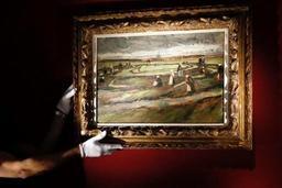 Un Van Gogh sera proposé aux enchères à Paris en juin