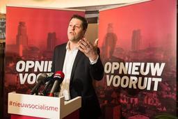Une enquête judiciaire ouverte à l'encontre du socialiste flamand Tom Meeuws