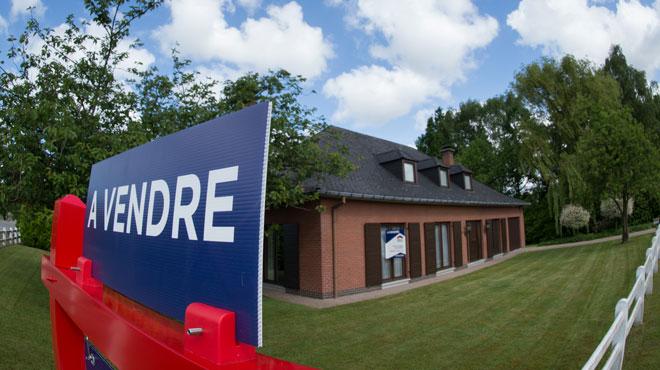 Une maison peut désormais être achetée par email