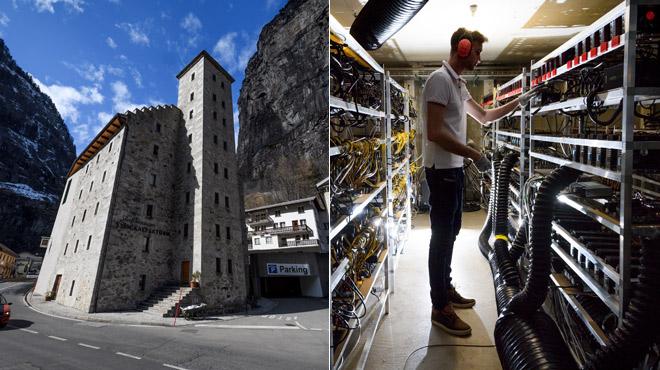 Grâce aux cryptomonnaies, un village des montagnes suisses revit comme par miracle...