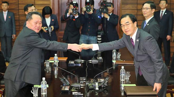 Corée du Nord et du Sud ont trouvé une date pour une rencontre entre dirigeant, la 3e seulement en plus de 60 ans