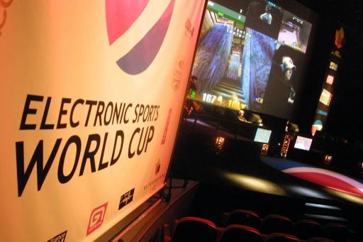 Jeux vidéo: les gamers ont rendez-vous à Poitiers pour le week-end de Pâques