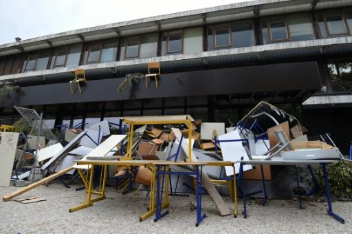 Violences à la fac de droit de Montpellier: le doyen et un professeur suspendus