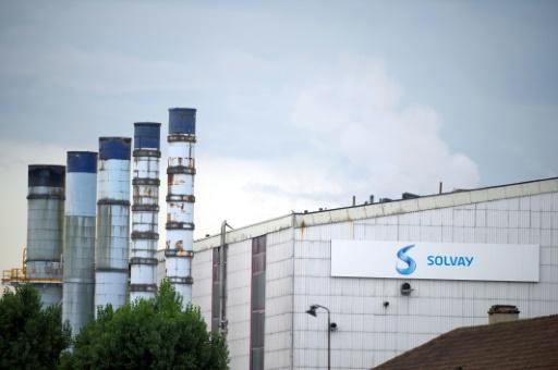 Solvay supprime 600 postes pour