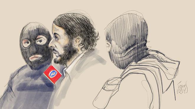 Procès de la rue du Dries: le jugement attendu le 23 avril prochain pour Salah Abdeslam et Sofien Ayari