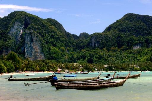La Thaïlande restreint définitivement l'accès de la baie du film