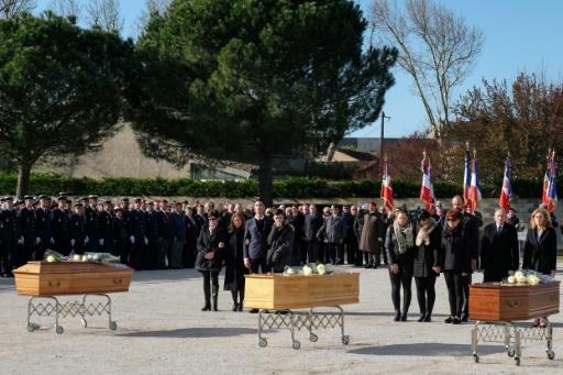 Jean, Christian, Hervé, Arnaud: qui sont les quatre victimes du jihadiste?