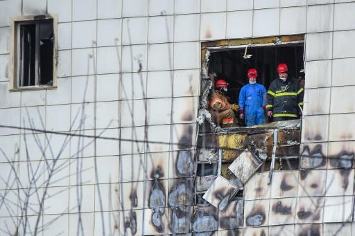 Incendie en Russie: des proches de victimes mettent en cause la lenteur des pompiers