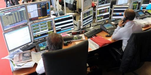 La Bourse de Paris finit en hausse avant un week-end de Pâques prolongé