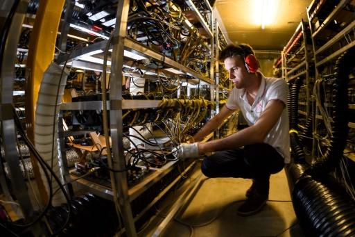 Suisse: Le boom des cryptomonnaies fait revivre un village alpin