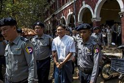 Violences envers les Rohingyas - Amal Clooney va défendre les deux journalistes de Reuters détenus en Birmanie