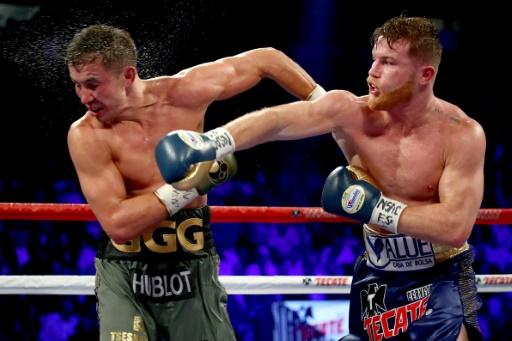Boxe : procédure contre Alvarez, vers l'annulation du combat contre Golovkin