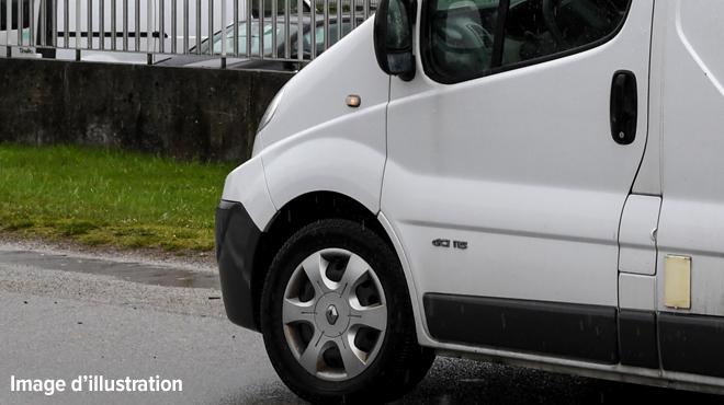 Les vols dans les camionnettes en recrudescence à Mouscron: voici quelques conseils pour mieux protéger votre véhicule