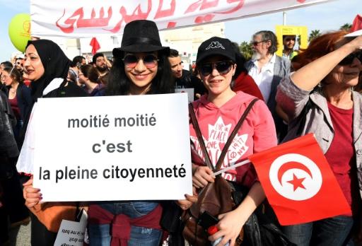 Tunisie: la dynamique en faveur de l'égalité homme-femme relancée