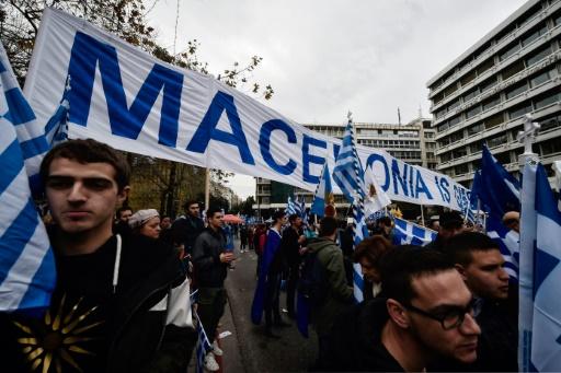 Nom de la Macédoine: les dates-clés de la querelle entre Athènes et Skopje