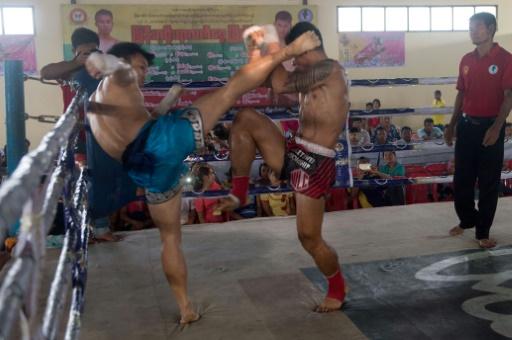 Sport de combat utilisé par l'armée