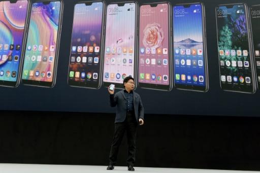 Epinglé aux USA, Huawei dope ses ventes de smartphones et ses dépenses de R&D