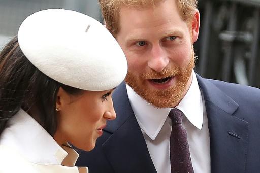 Plus de 100.000 touristes attendus pour le mariage de Harry et Meghan