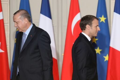 Syrie: colère d'Ankara après le soutien de Paris à une force arabo-kurde