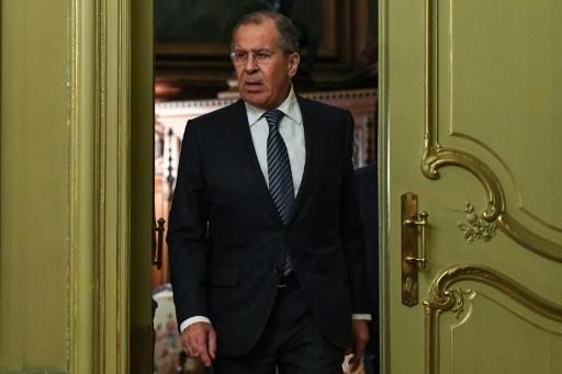 Affaire Skripal: la Russie a décidé d'expulser quatre diplomates français
