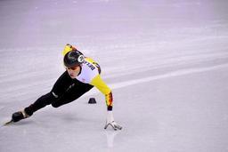 Le patineur Jens Almey met un terme à sa carrière