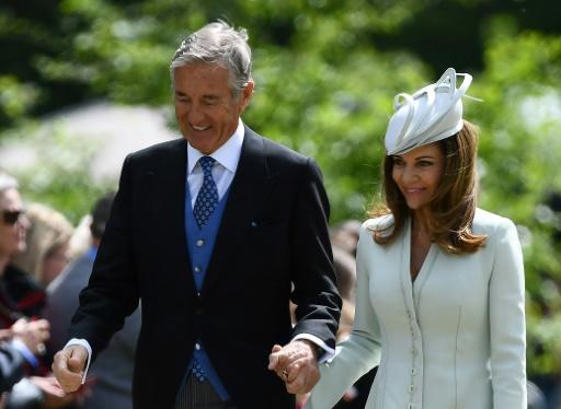 David Matthews, beau-père de Pippa Middleton, mis en examen à Paris pour