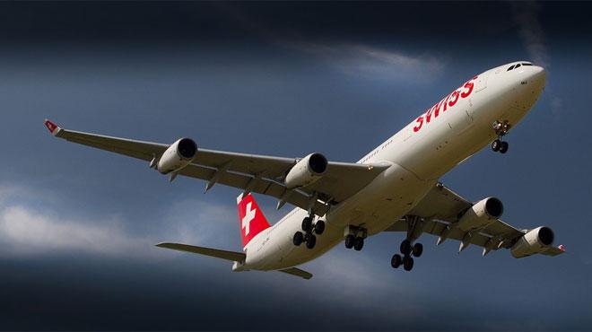 Un avion en route vers New York contraint de faire demi-tour après avoir quitté Zurich: il a dû tourner plus de 5 heures dans les airs