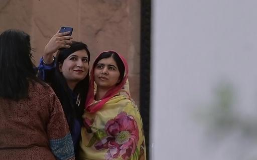 Pakistan: la prix Nobel Malala se rend dans sa vallée natale, cinq ans après un attentat taliban
