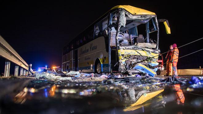 Le chauffeur d'un car belge décède dans un accident en Allemagne: la victime est originaire de Herent