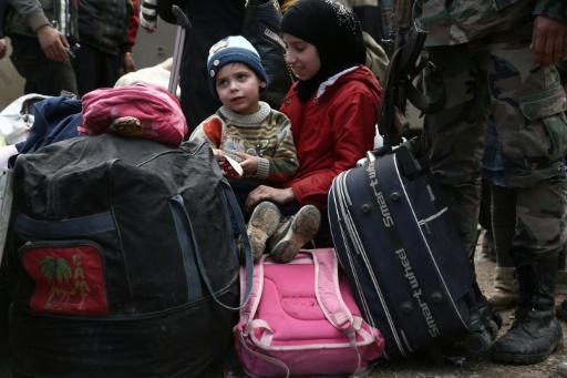 Syrie: l'avant-dernière enclave dans la Ghouta