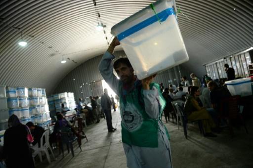 Afghanistan: élections législatives en octobre