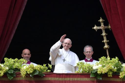 Syrie: le pape réclame la fin de