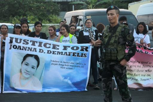 Meurtre d'une Philippine à Koweït: peine de mort pour un couple